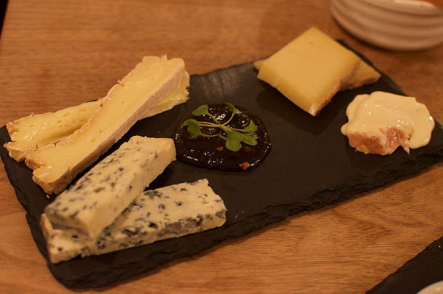 Patron cave a manger review restaurant cheese board