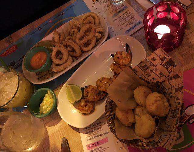 Starters  Cabana Brixton restaurant review