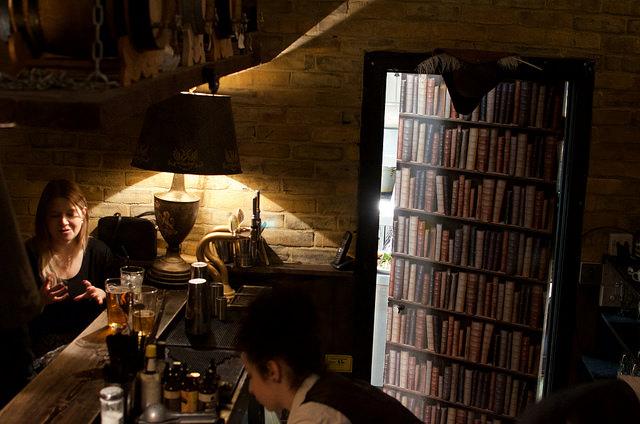 VOC Bar area