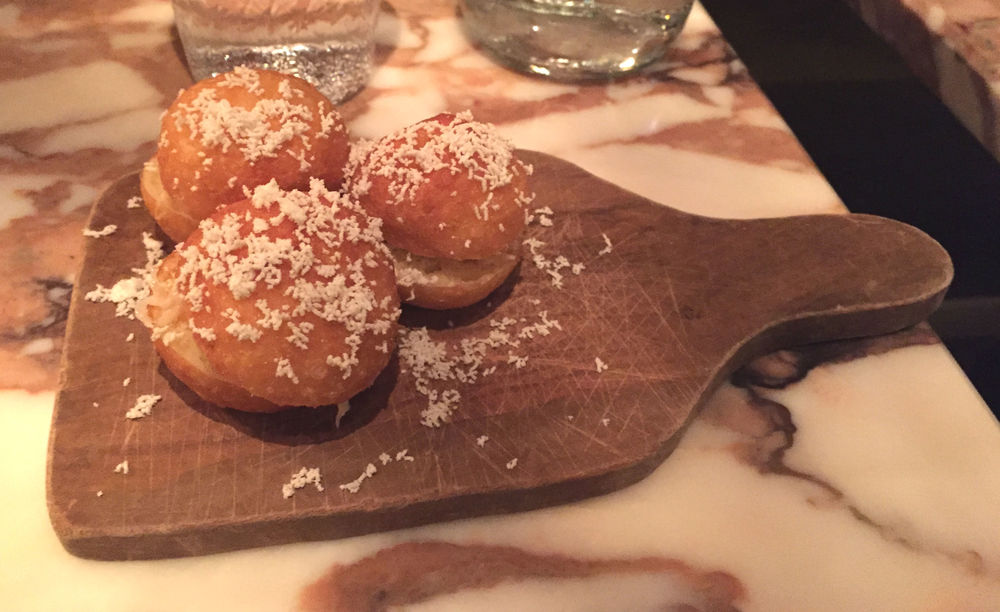 Chiltern Firehouse starters - review