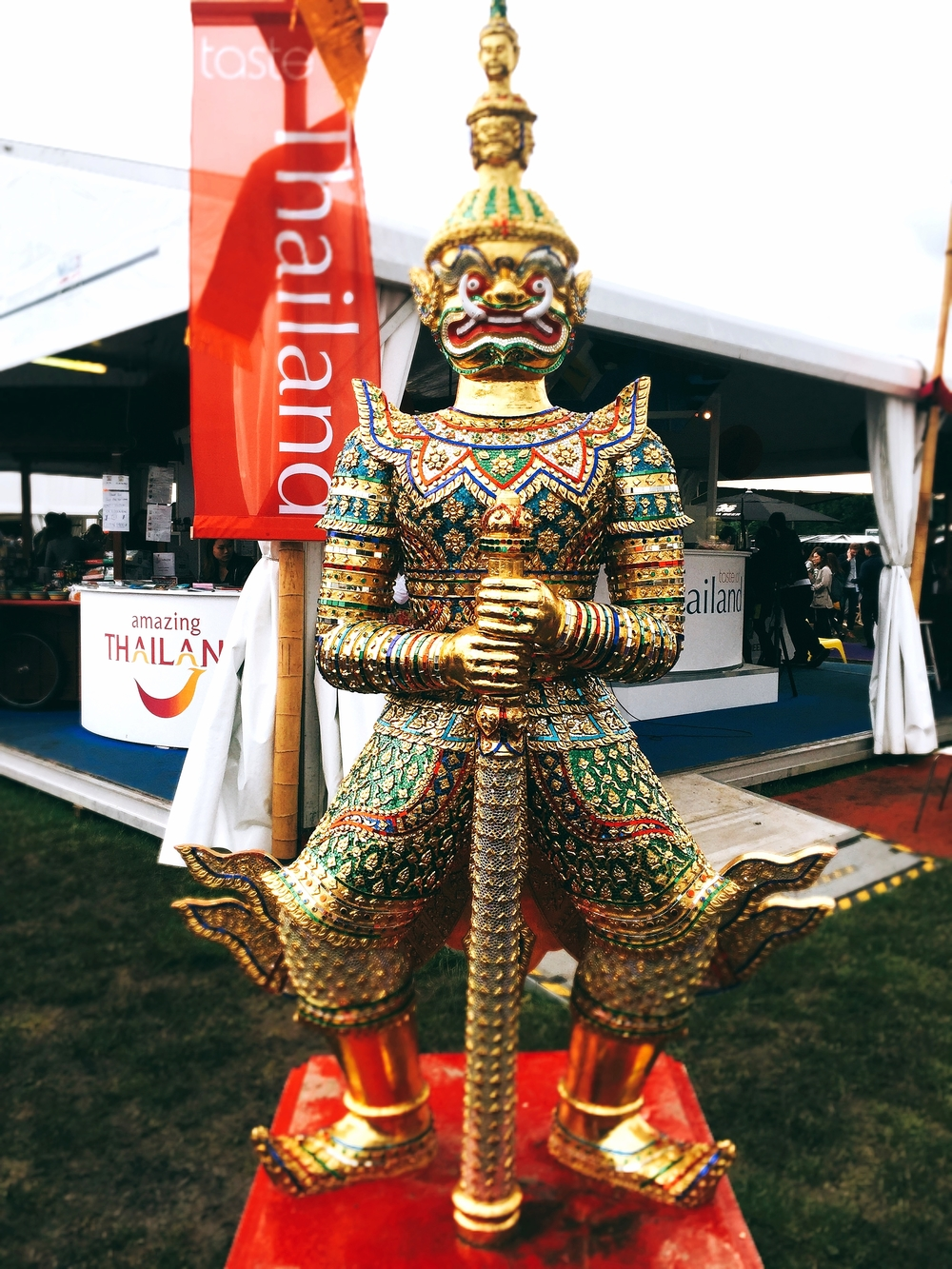 Taste of Thailand at Taste of London 2016