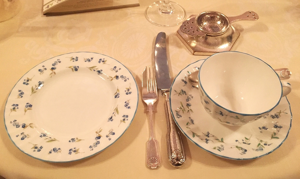 Review: The Ritz Afternoon Tea