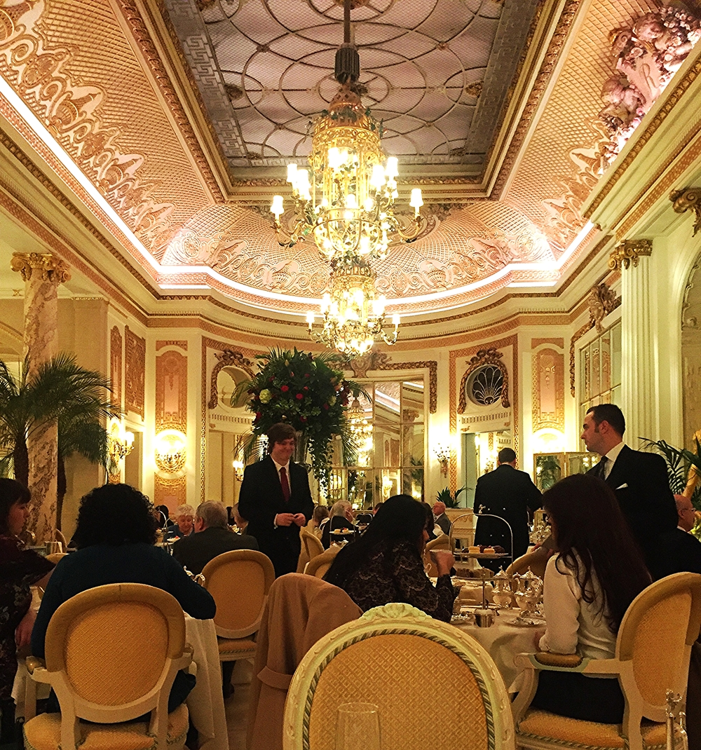 Review The Ritz Afternoon Tea Dress Code