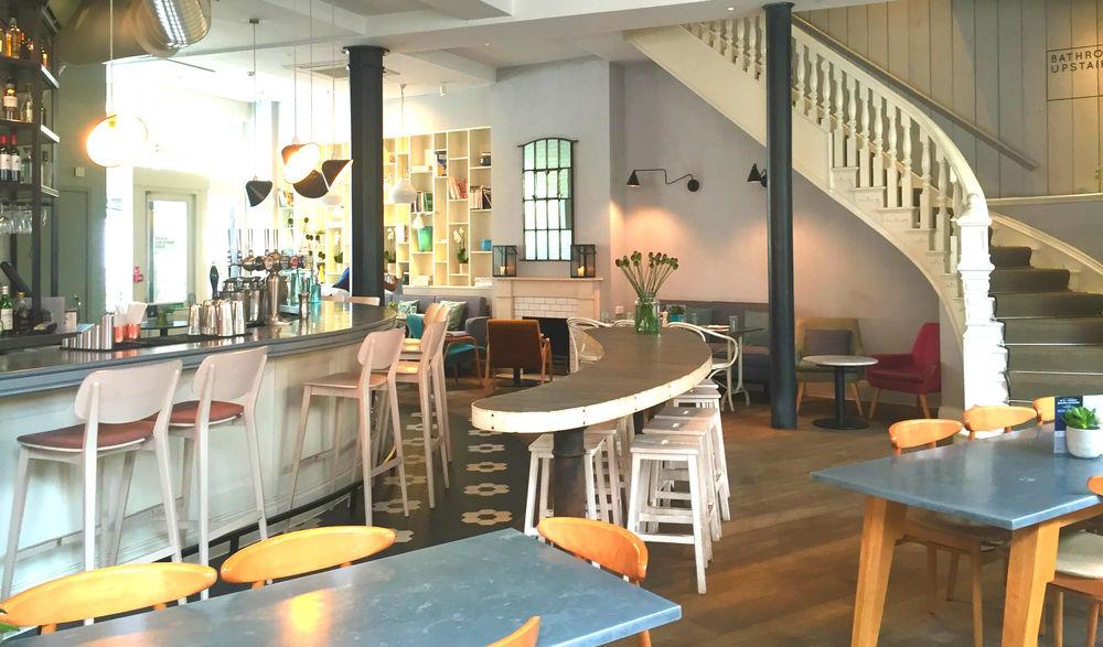 No.11 Restaurant Review - Interiors