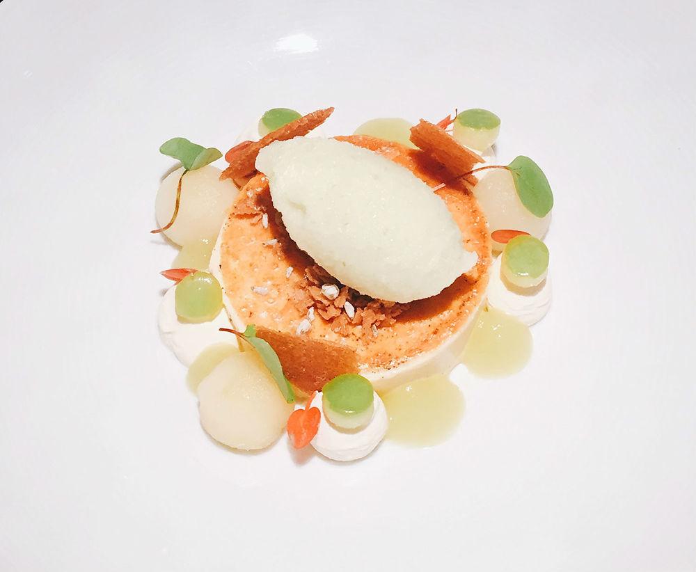 Dessert - Hakkasan Hanway Place Review