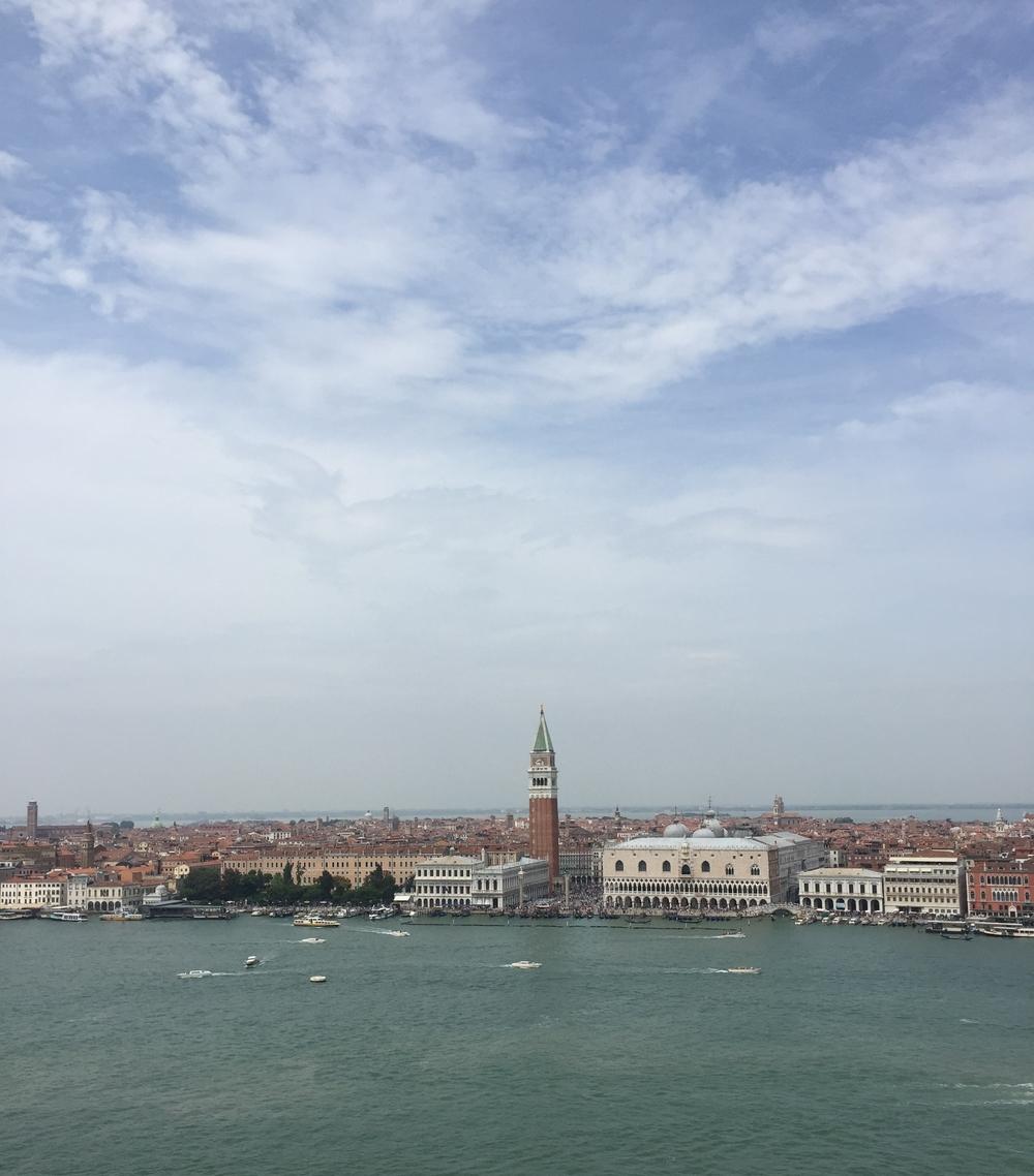 Venice skyline - travel guide