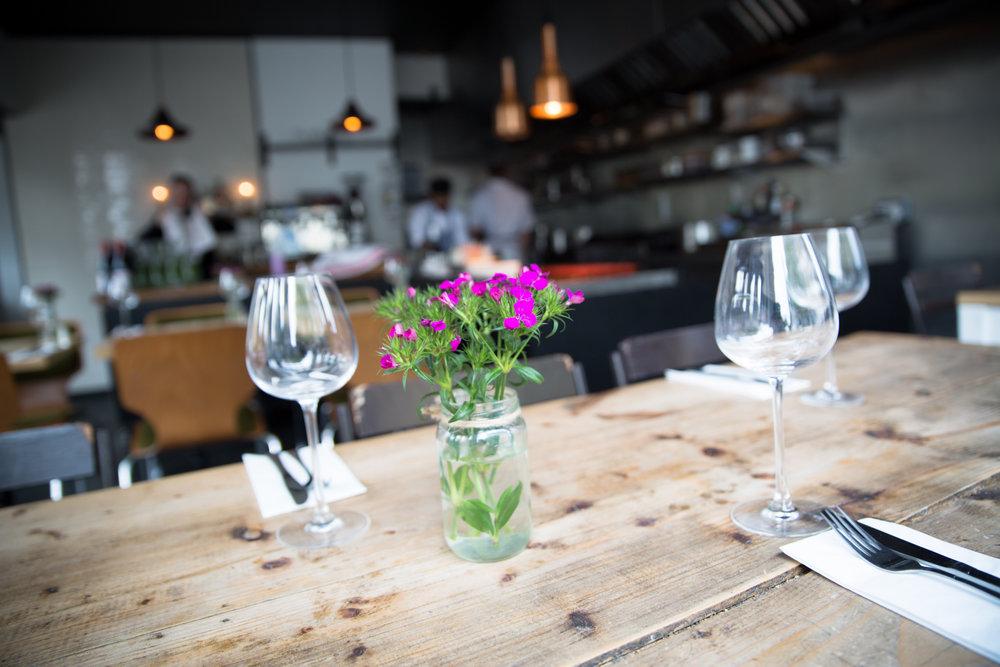 Salut! Interior - Restaurant Review