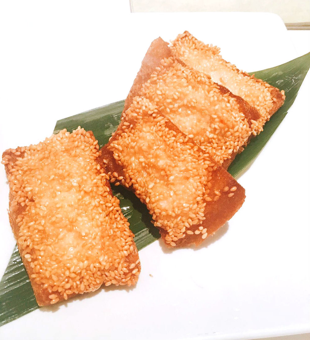 Prawn toast - Royal China Queensway review