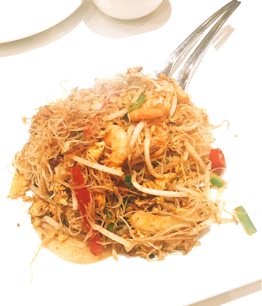 Main course - Royal China Queensway review