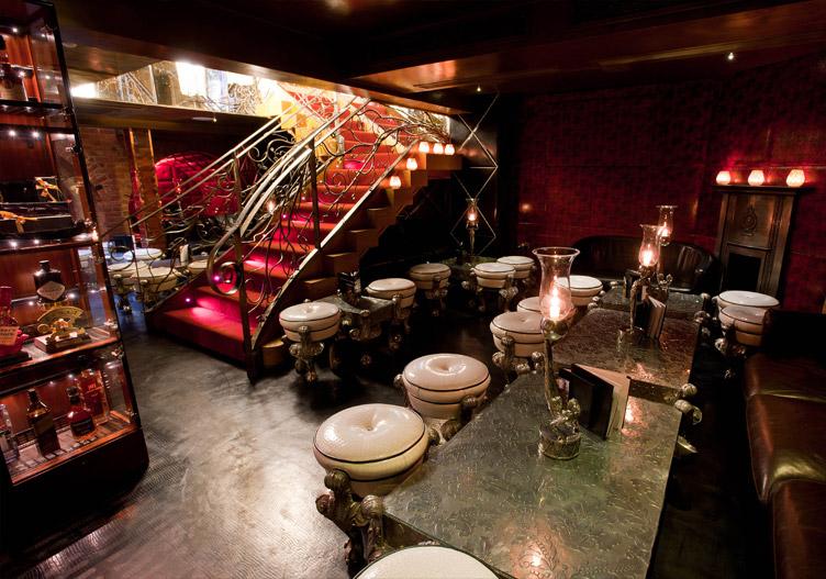 Crazy Bear Cocktail Bar