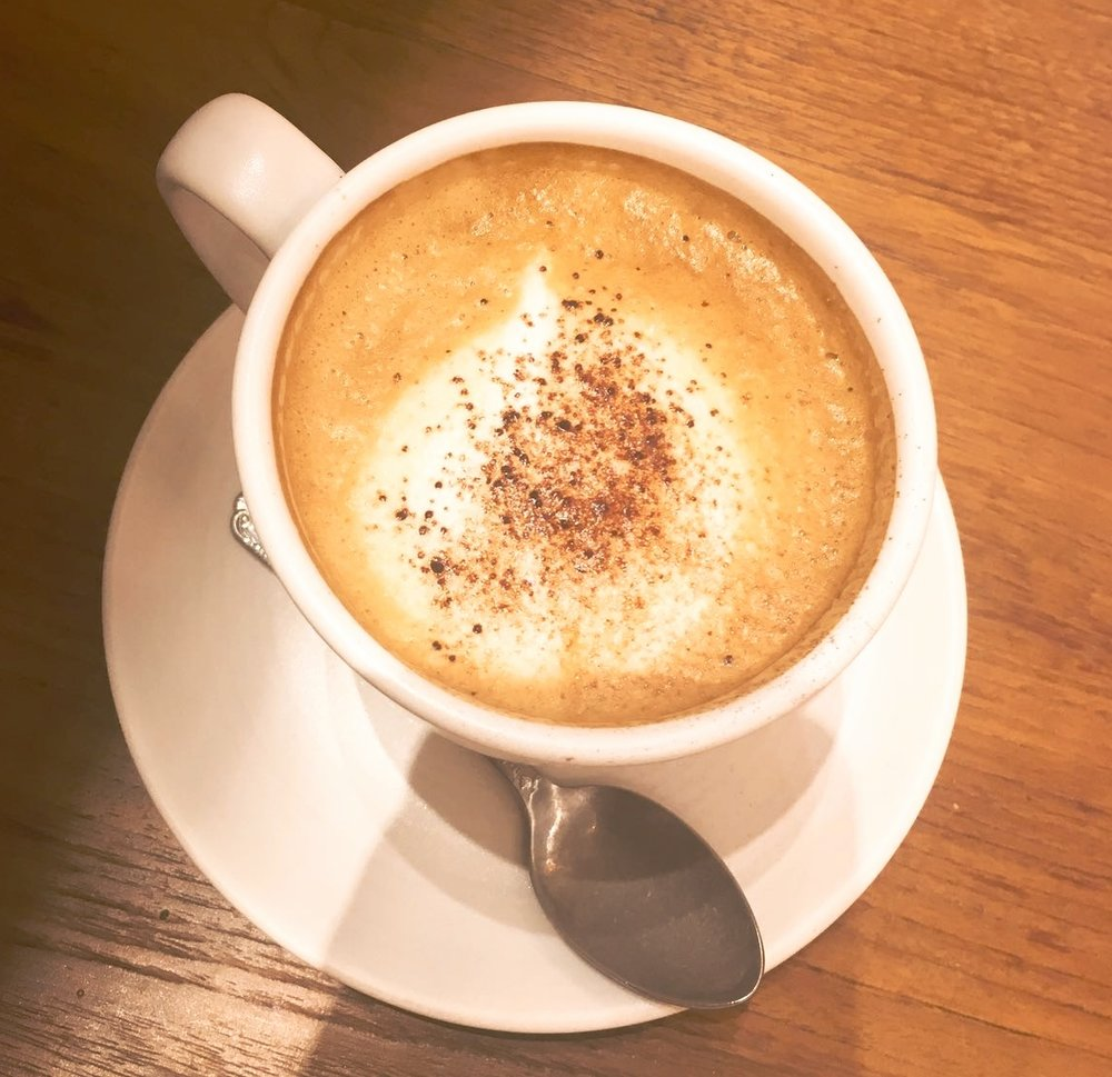 Coffee Mercante Sheraton Hotel review