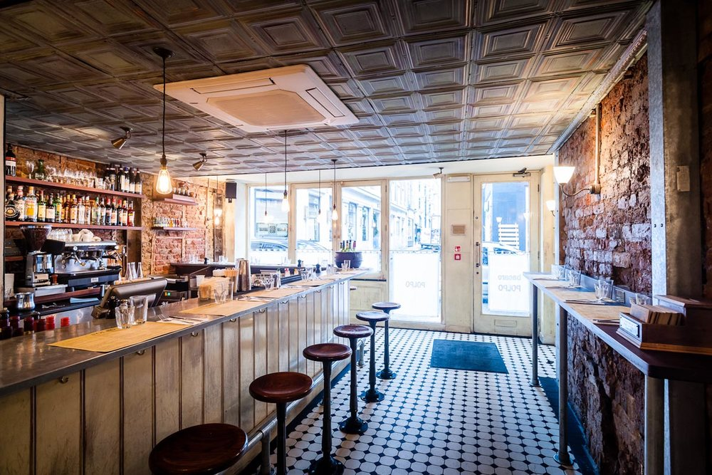 Polpo Soho Review
