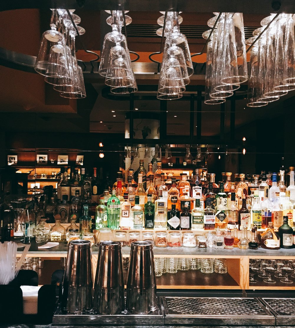 Frescobaldi bar - Review