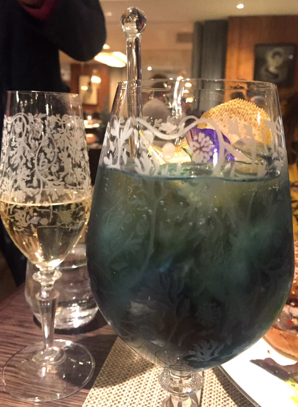 Cocktails at Galvin At The Athenaeum - Review