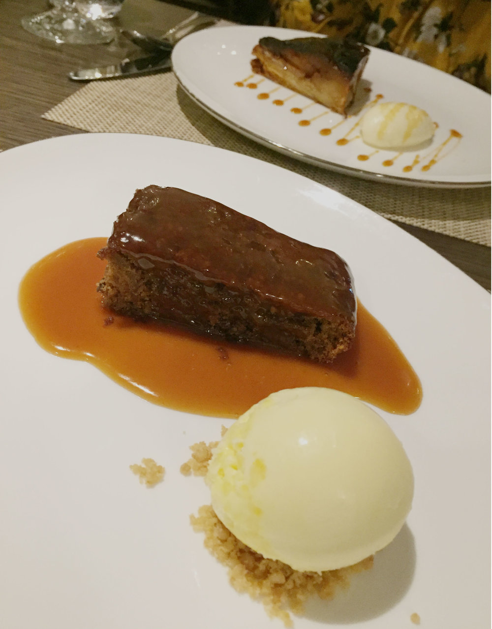 Desserts at Galvin At The Athenaeum - Review