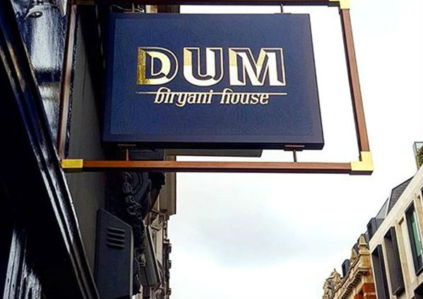 DUM Biriyani Soho Review
