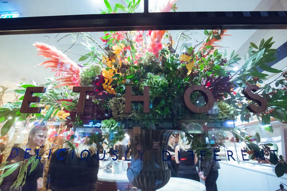 Ethos restaurant review