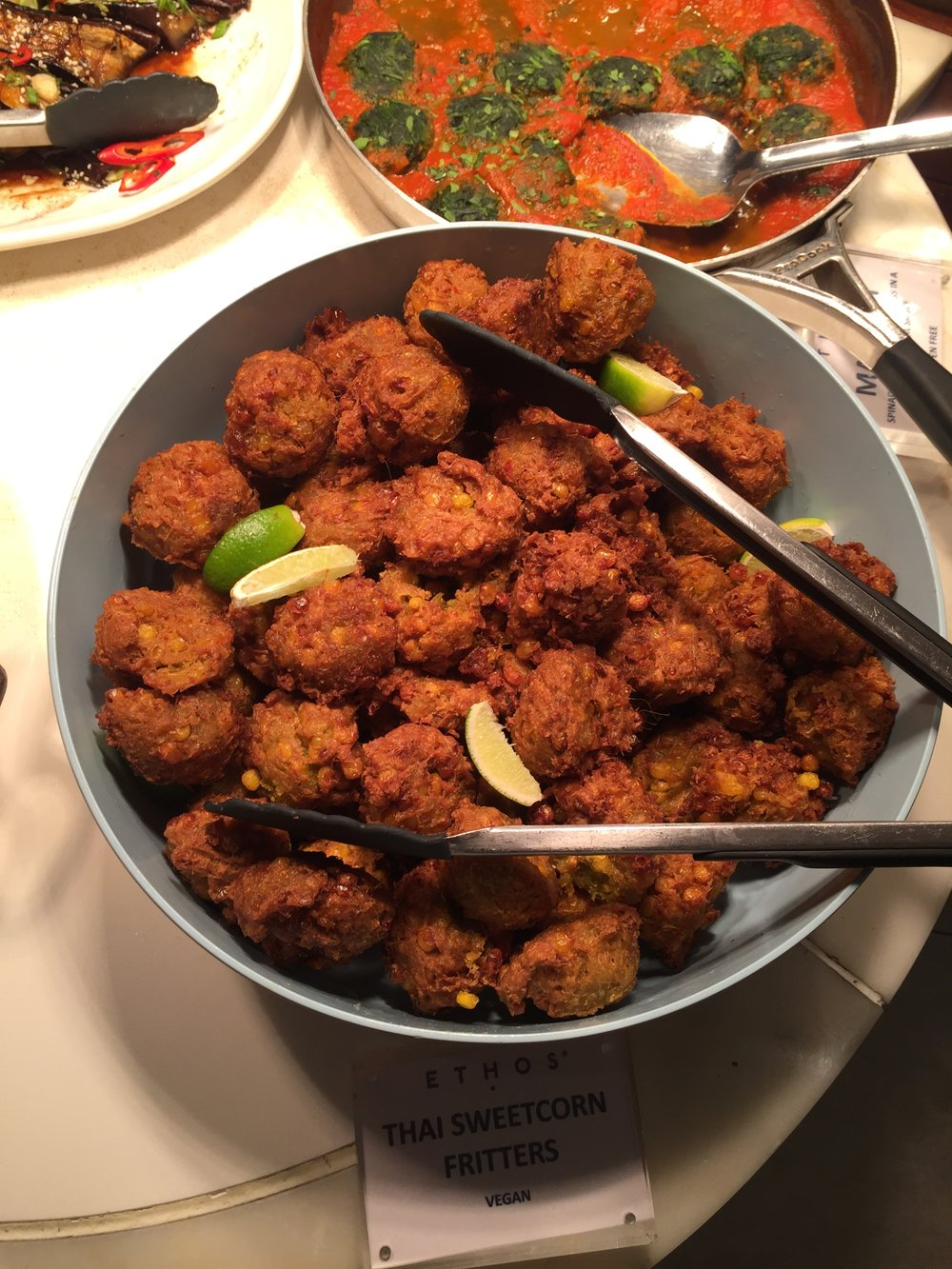 Ethos restaurant review - buffet