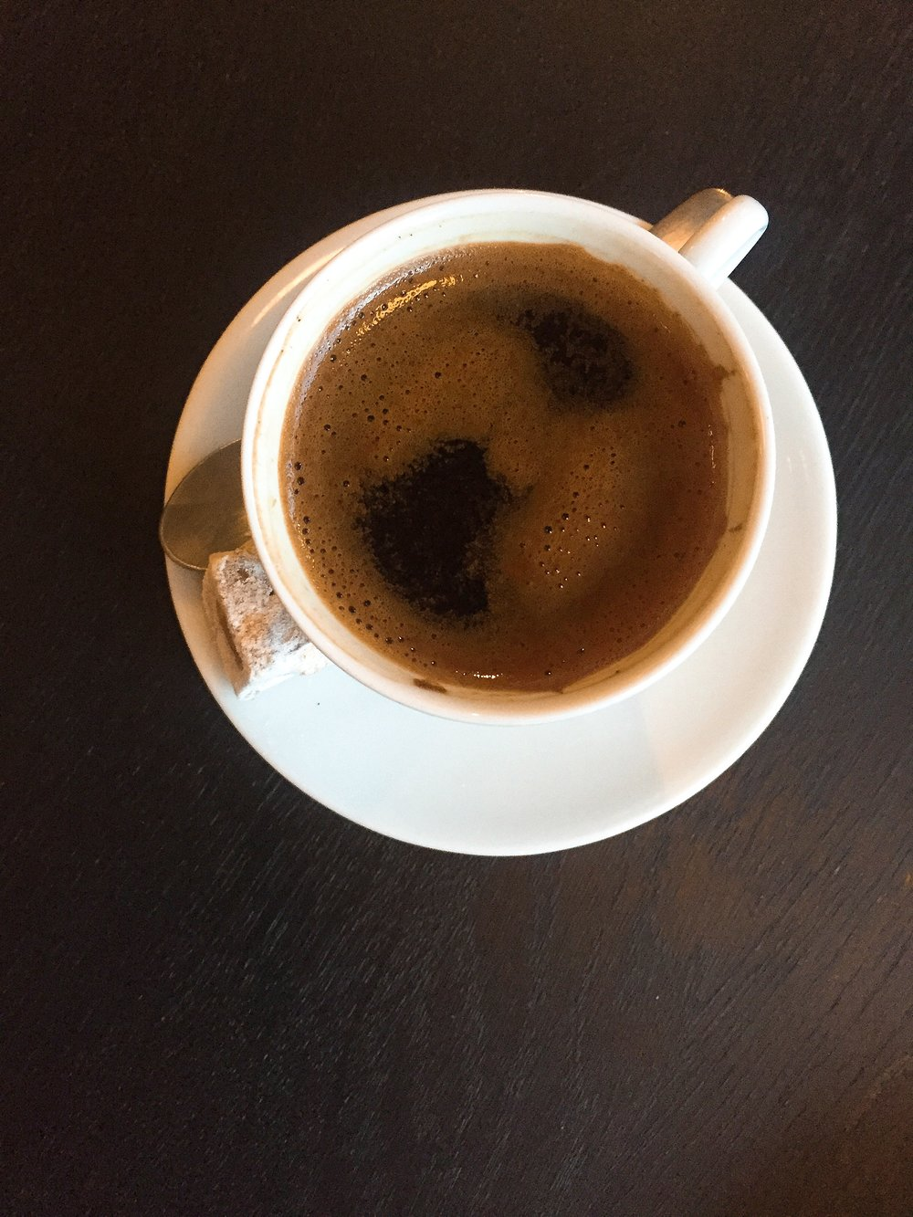 Turkish Coffee - Yosma restaurant review London
