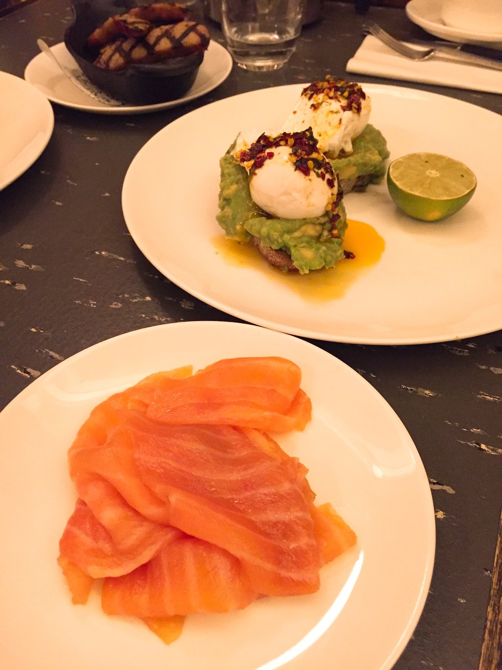 Brunch Hoi Polloi restaurant review