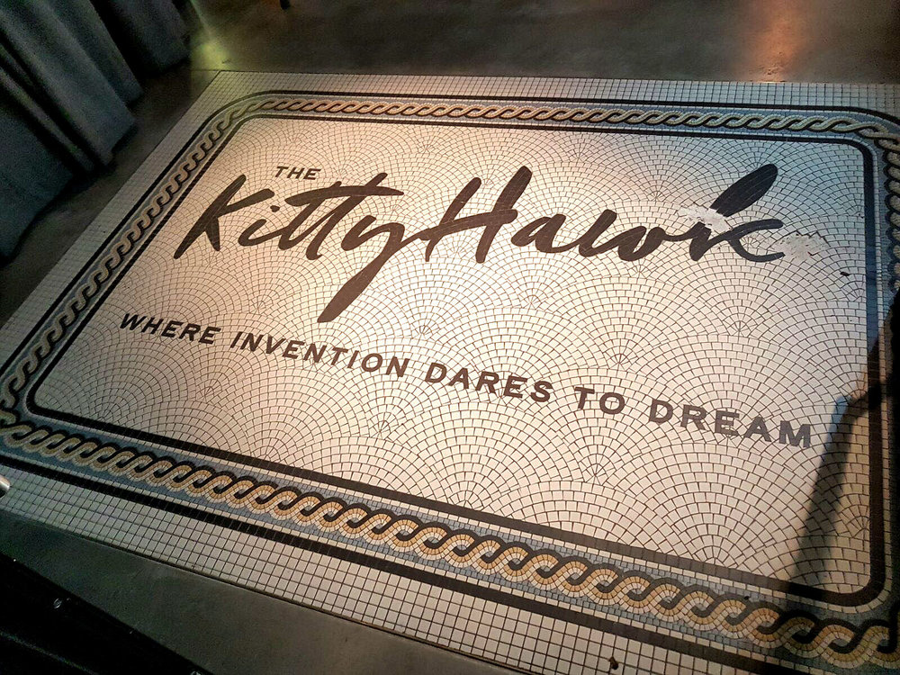 Kitty Hawk dinner review