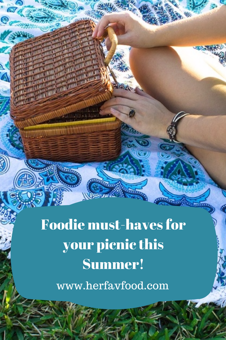 Foodie picnic Summer