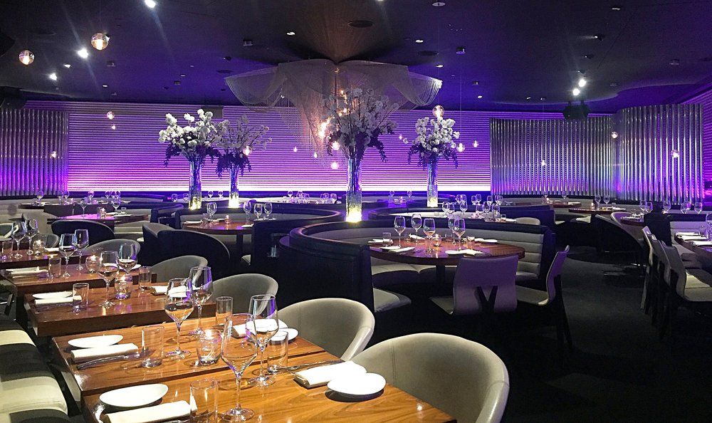 STK restaurant review interiors london