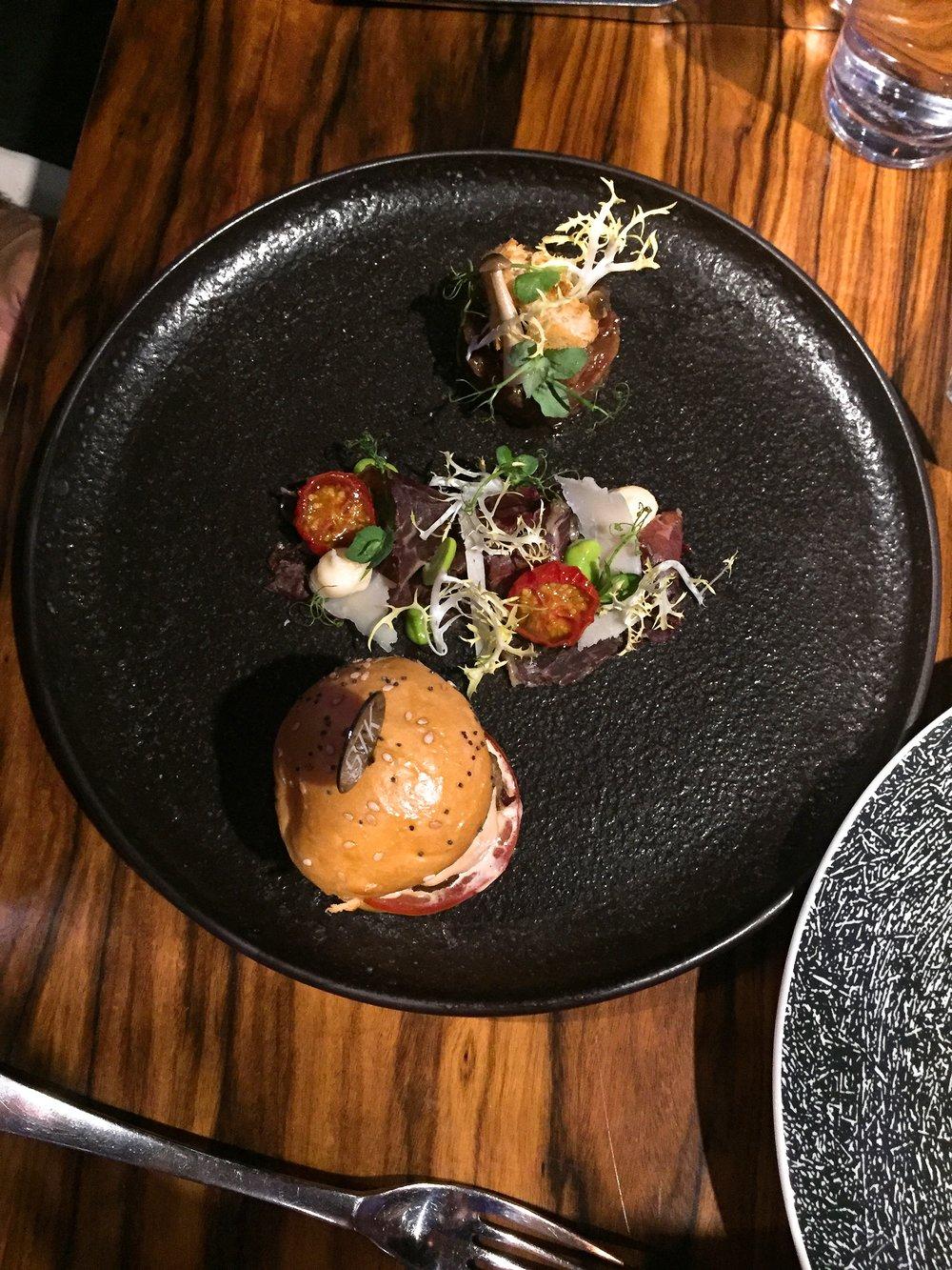 STK Restaurant review