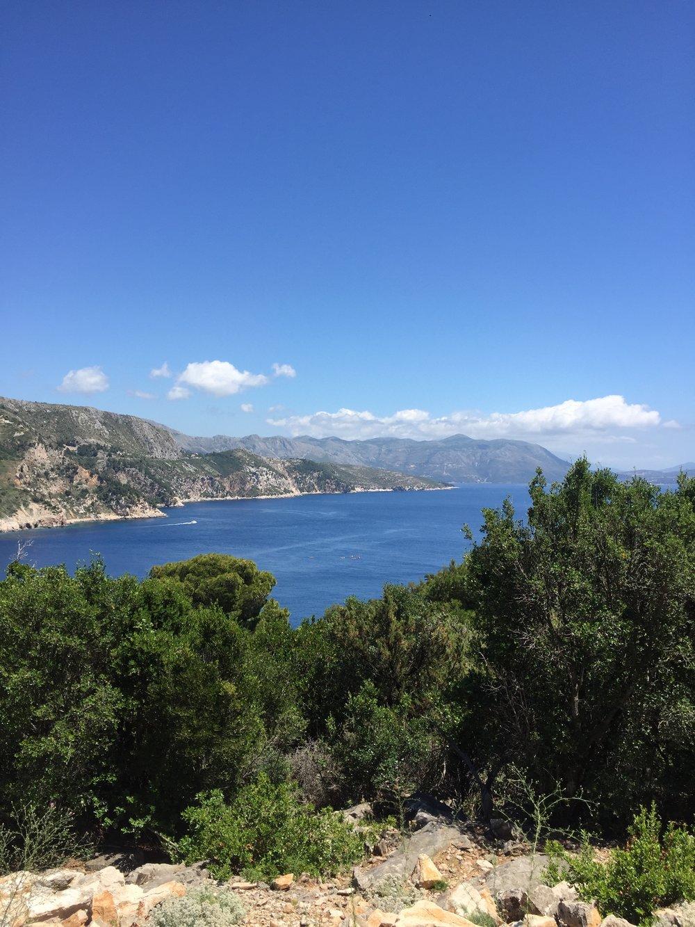 Lokrum Dubrovnik Croatia