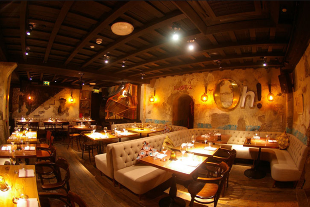 5 hidden London restaurants - www.herfavfood.com