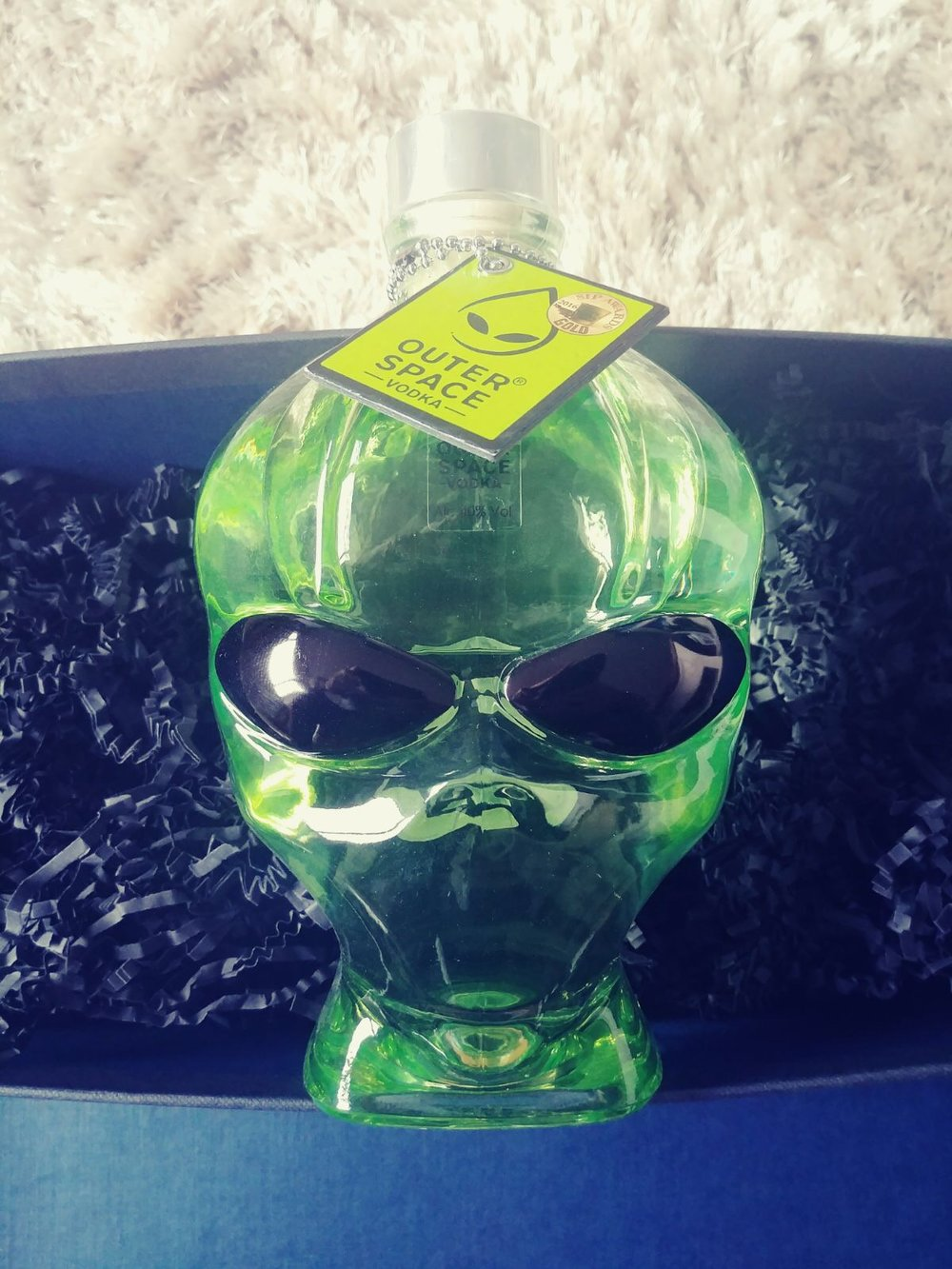 Outerspace Vodka Halloween