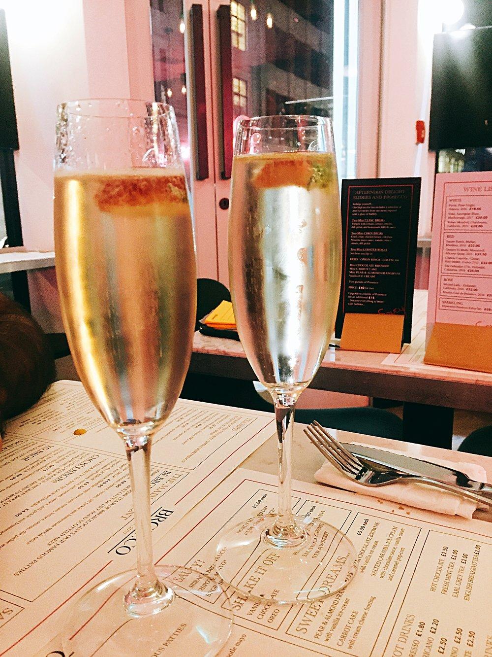 BRGR.CO cocktails