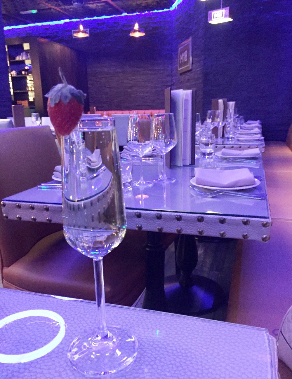 M18 restaurant review