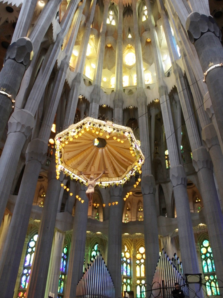 Sagrada Familia Barcelona travel guide on Her Favourite Food