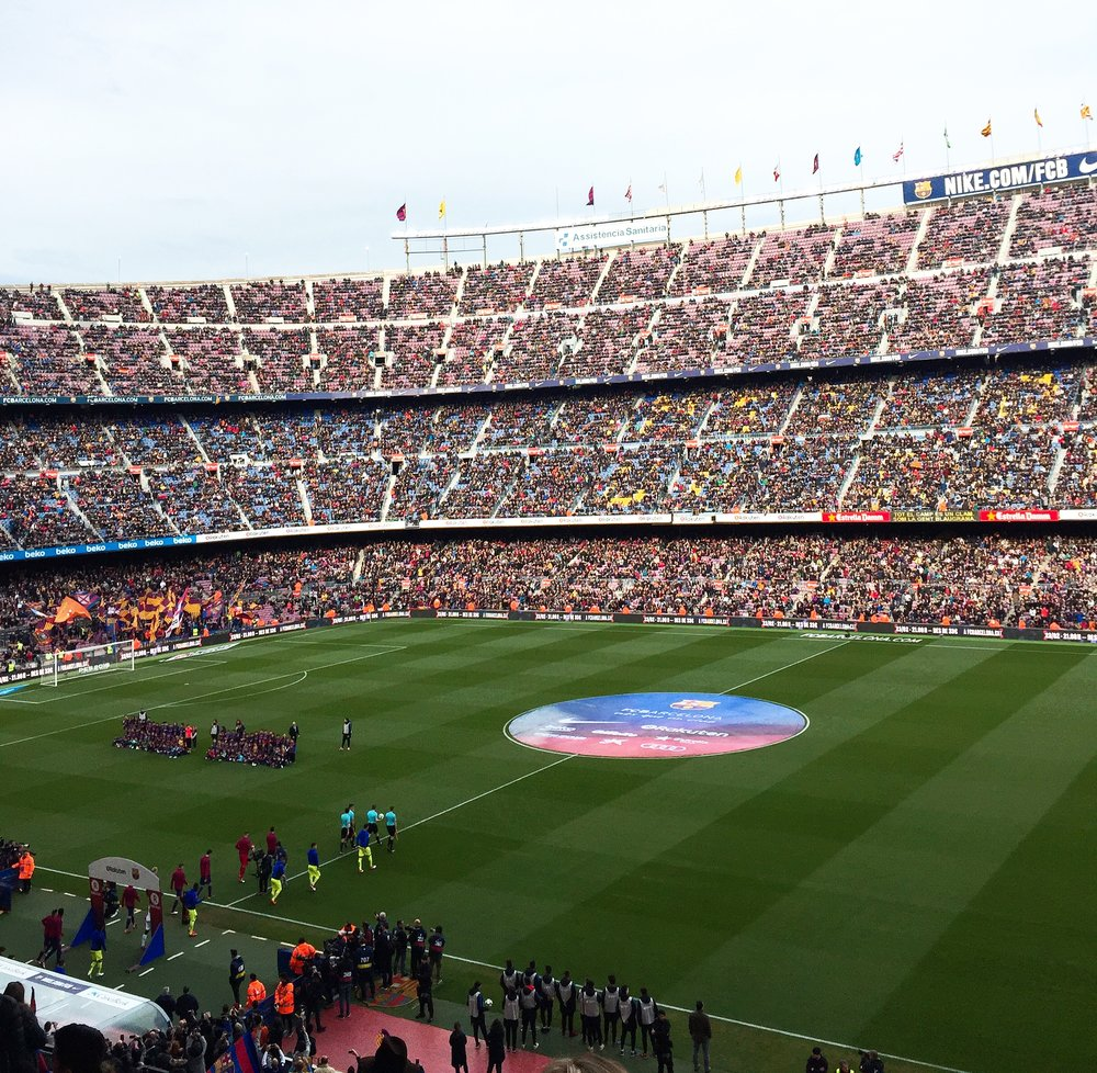 Camp Nou Barcelona travel guide