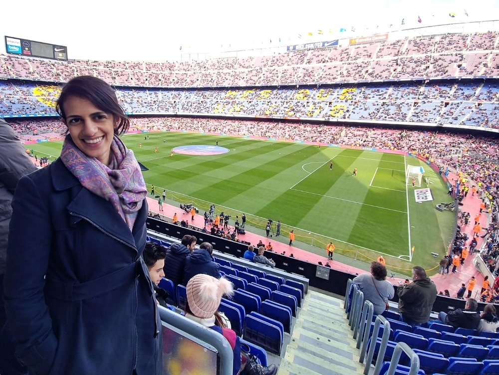 Camp Nou Barcelona city travel guide