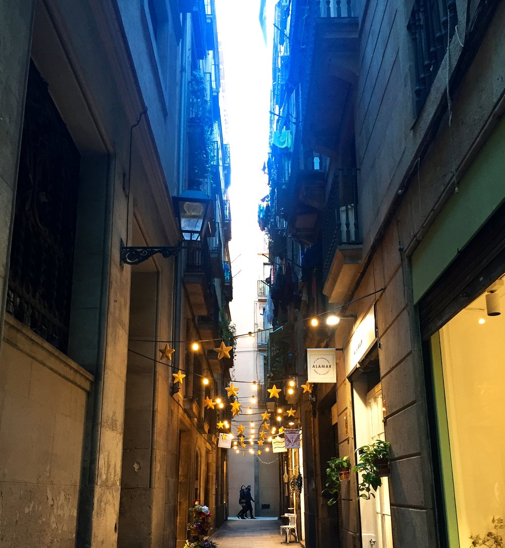 Barrio Gothic - Barcelona city travel guide