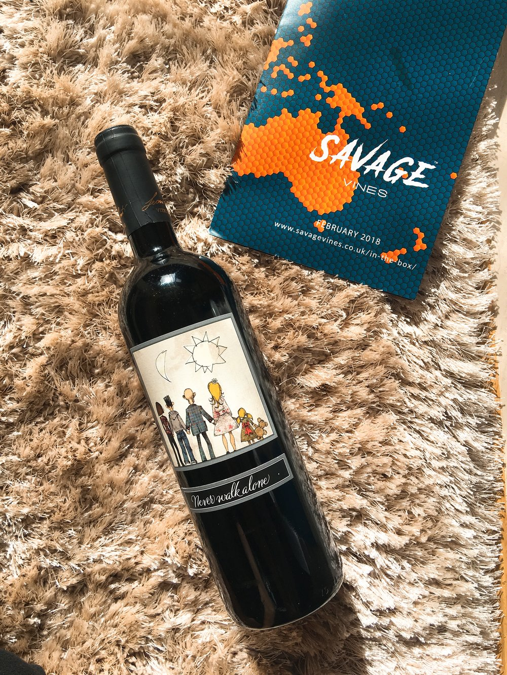 Savage wines review