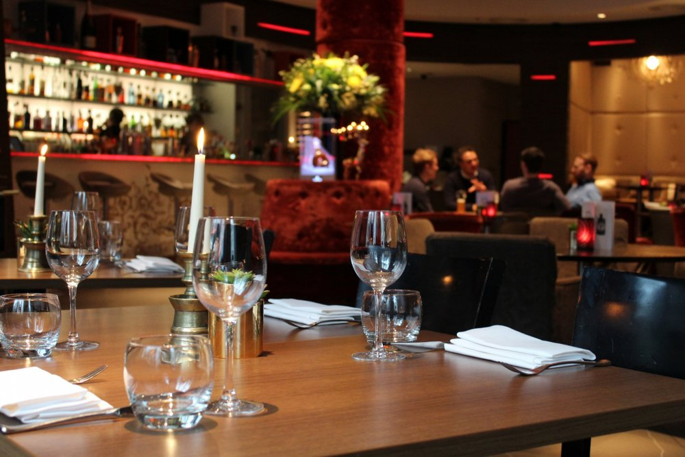 Eaton Square restaurant and bar review