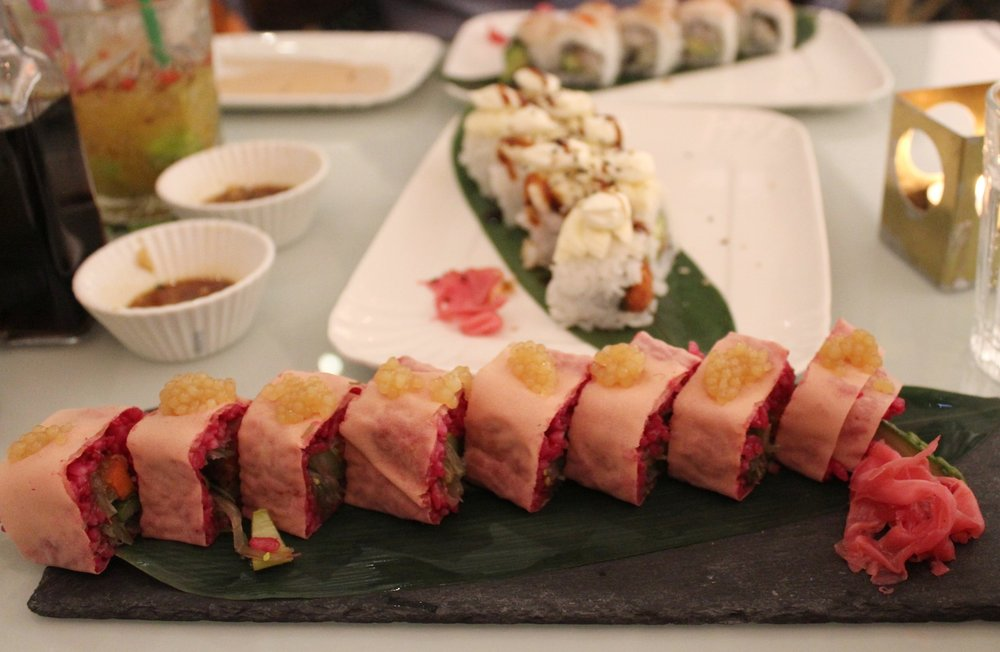 Temakinho Soho restaurant review