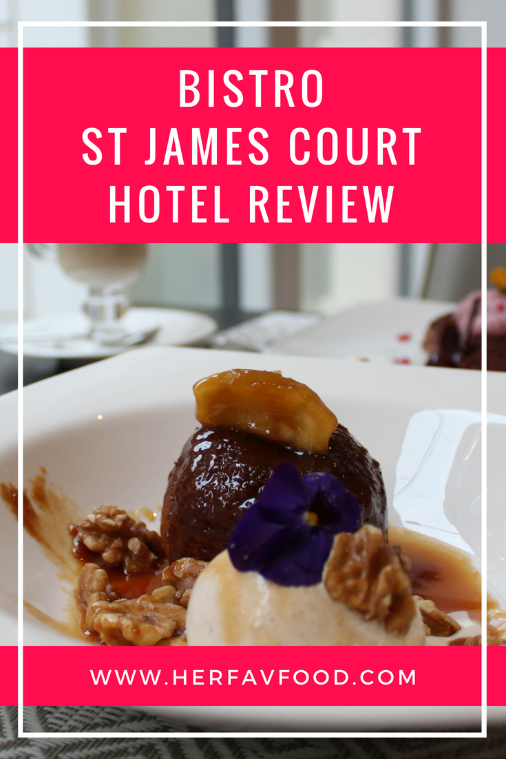 Bistro, St James Court Hotel Review