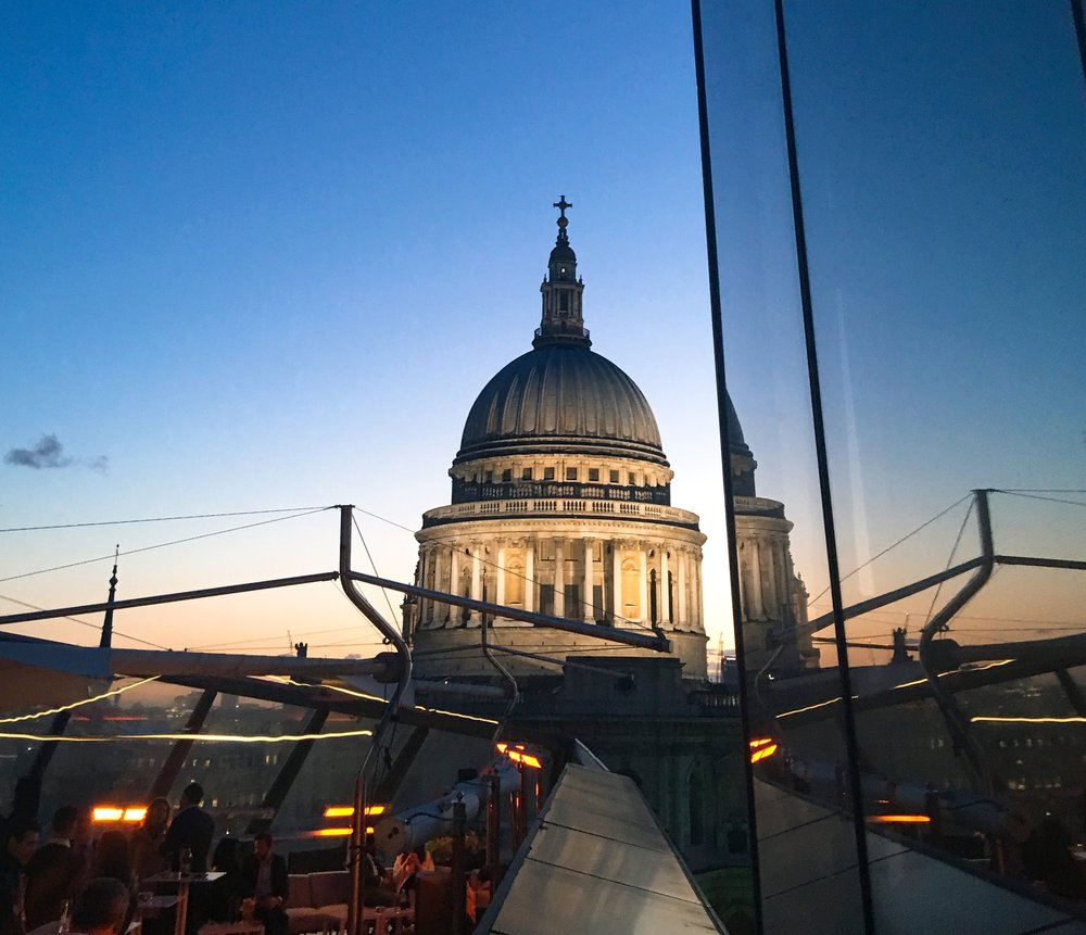 Madison London rooftop bar review