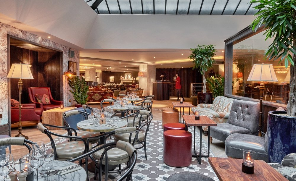 100 Wardour St Bar and Lounge review