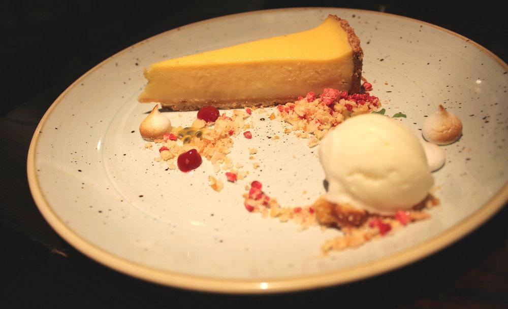Dessert at 100 Wardour Street Bar and Lounge