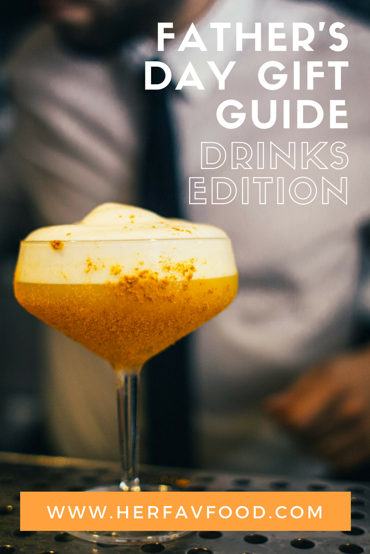 Father's Day drinks gift guide