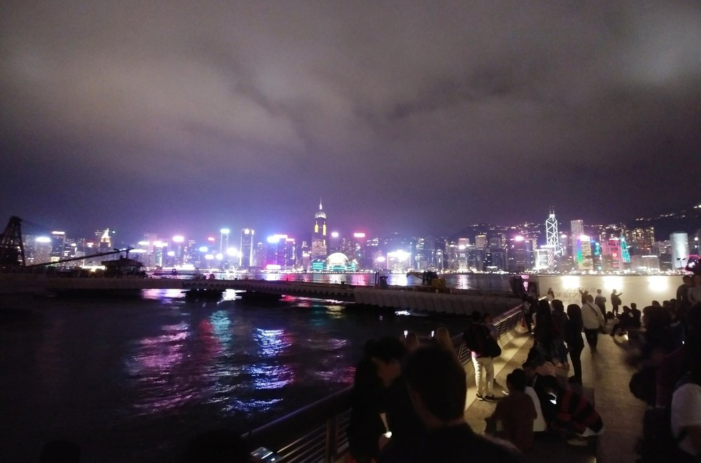 A Symphony of lights hong Kong travel guide