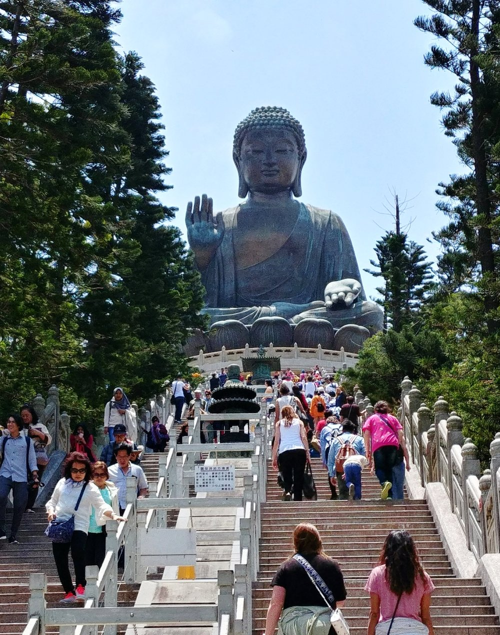 Hong Kong Big Buddha travel tips