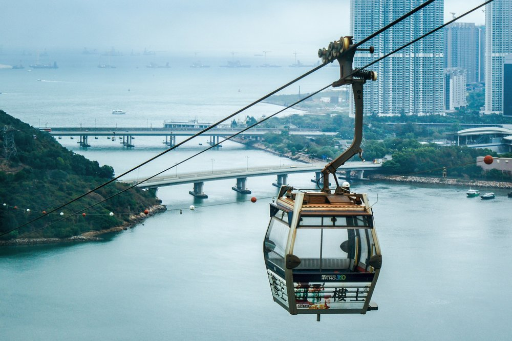 Hong Kong cable car travel guide