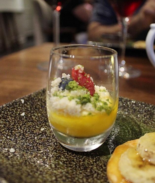 Sindhu restaurant Atul Kocchar review