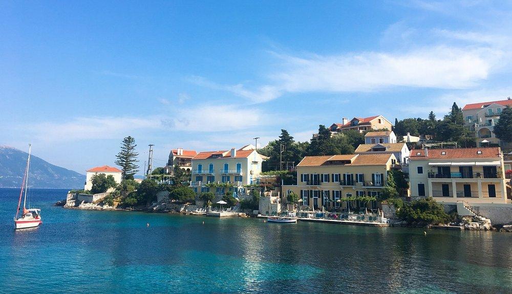 Best restaurants Kefalonia Greece
